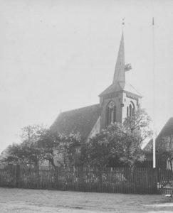 Kapelle, Ansicht von Nordwesten