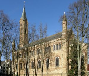 Buer, Kirche, Südostansicht