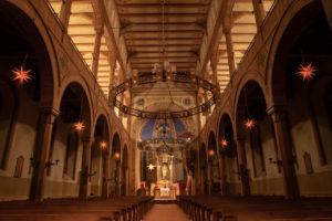 Buer, Kirche, Innenraum