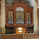 Buer, Orgel
