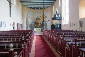 Kirche, Innenraum