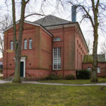 Kirche, Nordostansicht