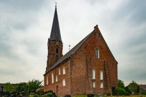 Kirche, Ostansicht