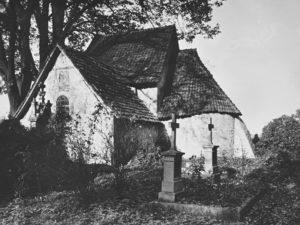 Banteln, Feldbergen, Kapelle, Nordansicht