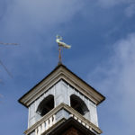 Kirche, Turmspitze
