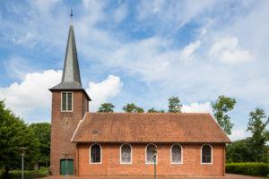 Kirche, Südfassade