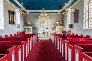 Kirche, Innen, Osten