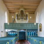 Innenraum, Westen, Orgel