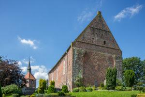 Kirche, Südostansicht