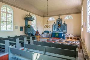 Kirche, Innenraum, Altar