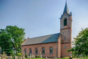 Kirche, Blick von Norden