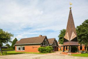Kirche, Turm, Südostansicht