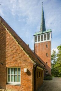 Kirche, Turm