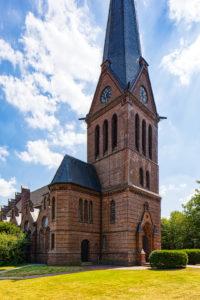Kirchturm, Nordwestansicht