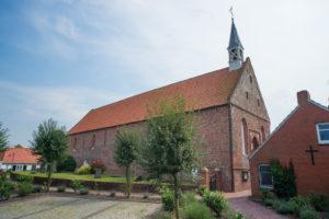 Kirche, Nordansicht