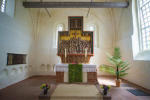 Kirche Altarraum