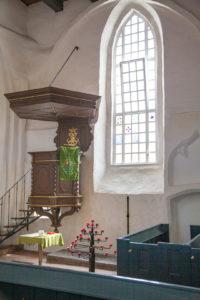 Kirche, Kanzel