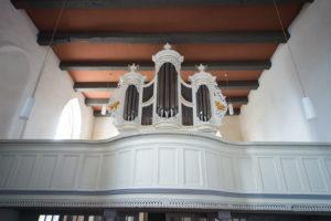 Kirche, Orgel
