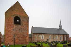Kirche, Südansicht