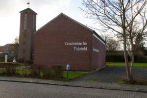 Gnadenkirche, Nordostansicht