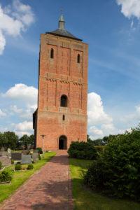 Turm, Westansicht