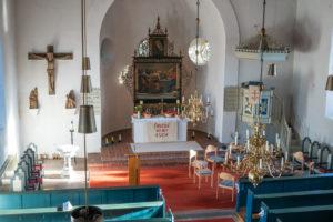 Kirche Innenraum