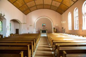 Kirche, innen