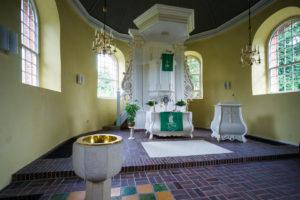 Kirche, Altarraum