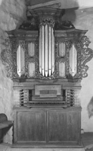 Alte Kapelle, Orgel