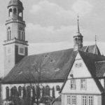 Kirche, Ansicht von Südosten, nach 1913