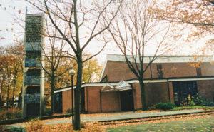 Kirche, Außenansicht, 1990