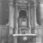Kanzelaltar, vor 1958