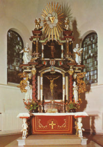 Altaraufsatz