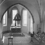 Kirche, Blick in den Altarraum