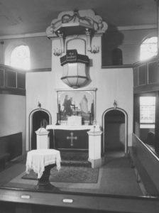 Kanzelaltar, 1949