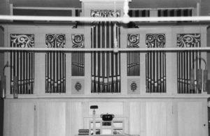 Orgel, nach 1980, vor 1985, Fotograf: Rohse, Verden