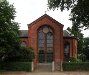 Oyten, Kirche, südliches Querhaus