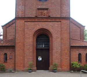 Oyten, Kirche, Portal