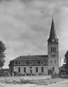 Kirche, Ansicht von Norden