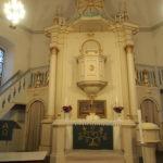 Schwarme, Kirche, Altar