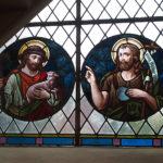 Schwarme, Kirche, Fenster