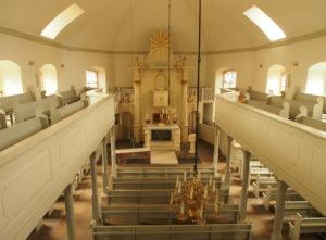 Schwarme, Kirche, Innenraum