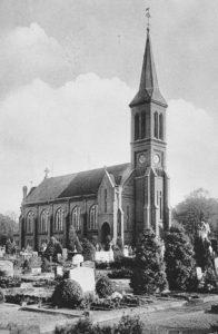 Kirche, Blick von Nordwesten