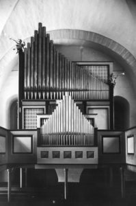 Orgel, nach 1951, vor 1969