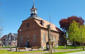 Drochtersen, Kirche, Außenansicht