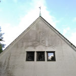 Kirche, Nordgiebel, 2020, Foto: Wolfram Kändler, CC BY-SA 3.0 de