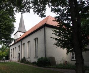 Kirche, Blick von Südwesten, 2020, Foto: Wolfram Kändler, CC BY-SA 3.0 de