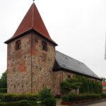 Kirche, Ansicht von Südwesten, 2020, Foto: Wolfram Kändler, CC BY-SA 3.0 de