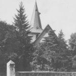 Kirche, Ansicht von Osten