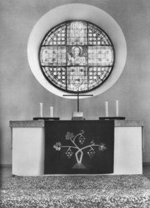 Kirche, Altar